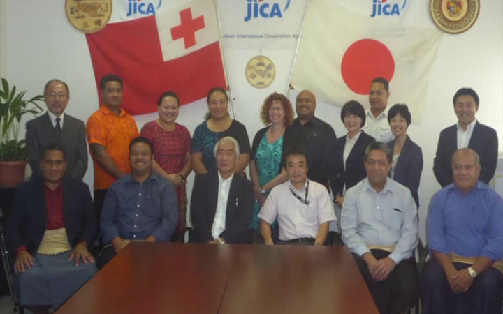 Japan assist Tonga in tackling problems of waste management – TBC